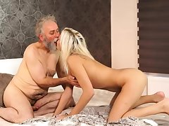 Old hairy pussy Surprise your girlpal and she will screw