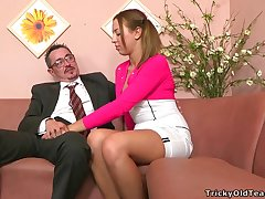 Tricky Old Teacher - Tonya