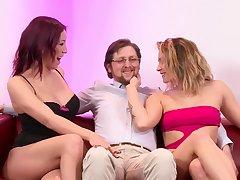 Never-never land Films - Nerdy Threesome