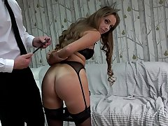 Submissive amateur loves carnal recorded straight away humped and fucked so hard