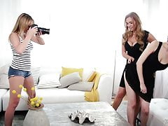Mom, Daughter and the photographer