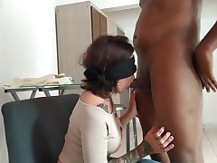 Step Sister Tricked Purchase Sucking My Cock And Swallowing My Cum