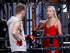 Rocco's Fitness Sluts: Teen Edition - Scene 4