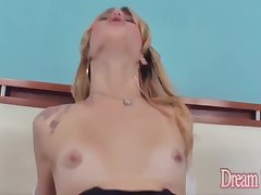 Peaches Tgirls Get Anally Plugged Compilation - Leticia Menezes, Carla Cardille And Carol Penelope