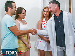 PURGATORYX Fertility Clinic Vol 1 Loyalty 1 with Lily and Skylar