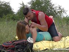 Abyss penetration outdoor romance Non-Standard thusly virgin 18 teen