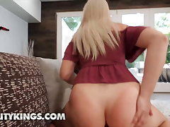 Step Angel of mercy Ashley Manson Sucks Will not hear of Step Brother Alex Jett