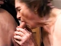 OldNanny Chubby granny and old granny masturbating